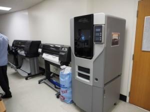 3Dプリンターや大判プリンター
