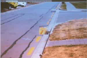 同じ点を2枚目の写真上で指示(左右2点の写真:ニコントリンブル)