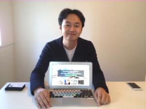 シェルフィー代表取締役社長の呂俊輝さん(以下の写真:家入龍太)