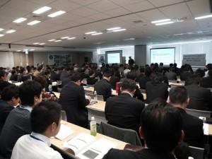 2012年12月8日に開催されたカイザープロジェクトの発表会