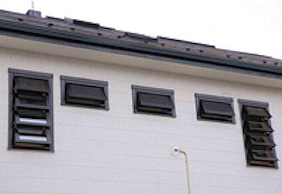 風向きに合わせた電動窓の制御