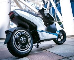 ベトナム市場向けのEV2輪車