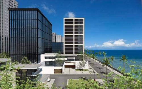 高層マンションのデザインが可能な「3DアーキデザイナーProfessional」(以下の資料:メガソフト)