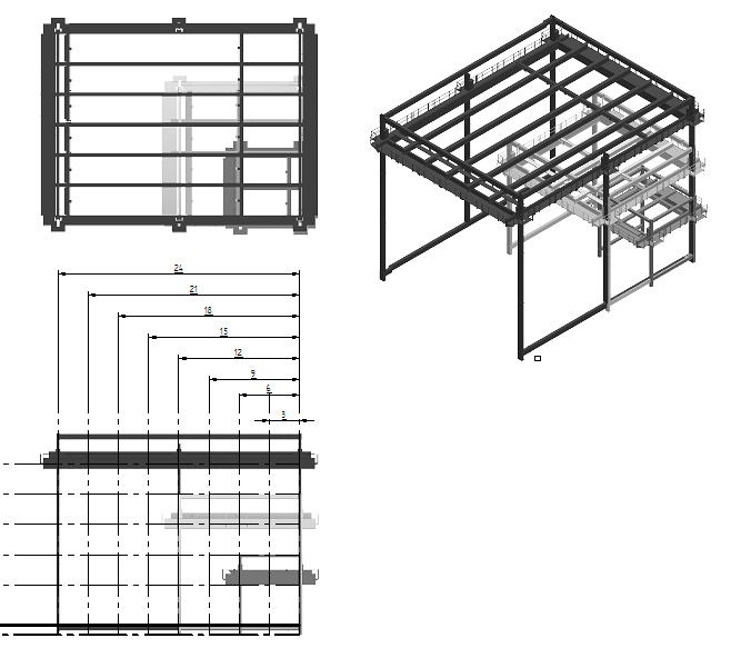 ユーザーのニーズに応じて、縦、横、高さは様々なサイズを提供できる