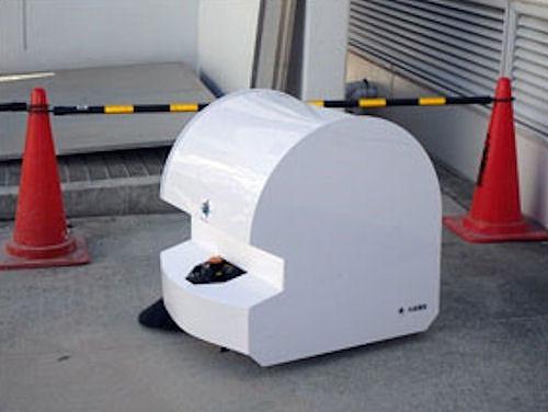 自律型清掃ロボット「T-iROBO Cleaner」(以下の写真:大成建設)