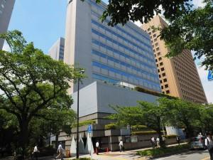会場となった川崎市産業振興会館