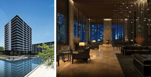 地上15階建てのマンションや商業施設も軽快にデザインできる