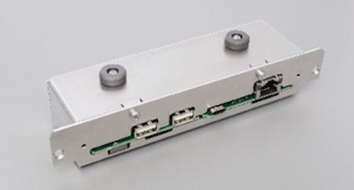 村田製作所が開発したUSB3.1対応の電力供給、情報通信を融合したシステム(以下の資料:村田製作所)