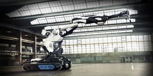 やや大型の3Dコンクリートプリンターロボット「Cazza X1 Core」