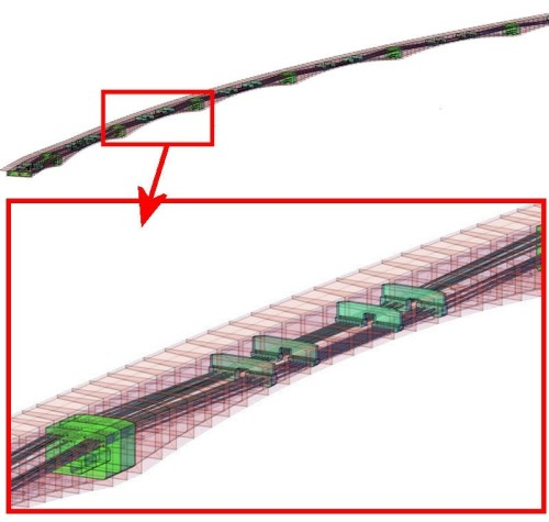 橋梁3次元モデル作成システム(SMC-modeler)との連携も計画中だ