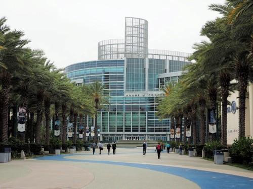 「SPAR 3D」と「AEC NEXT」が同時開催されているアナハイムコンベンションセンター(写真:家入龍太)