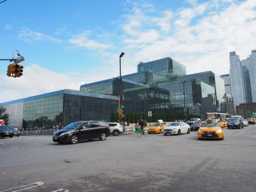 2018年6月21日~23日、米国ニューヨークで開催されたAIA全米大会の会場(以下の写真:家入龍太)