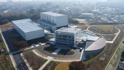 ロボットアーム型3Dプリンターが設置された「ICI総合センター ICIラボ」