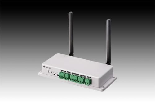 IoT照明コントローラー「Link-Core」(以下の写真、資料:岩崎電気)