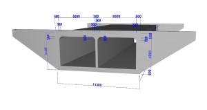 BOXカルバートの設計・3D配筋