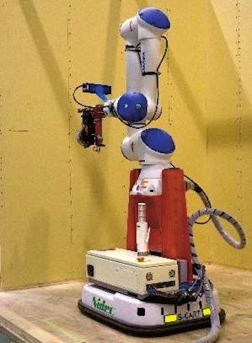 ビス留めロボット「D-AVIS」(以下の写真、資料:大東建託)