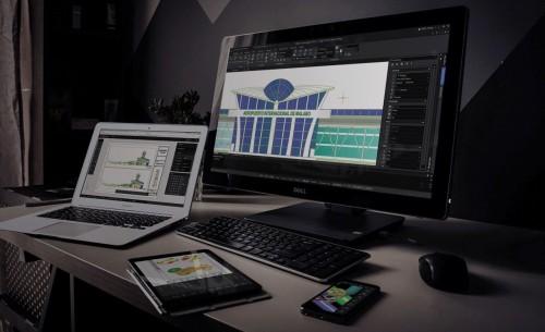 DWG互換CAD、ARESシリーズ(以下の資料:Graebert Japan)