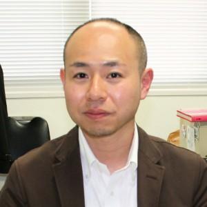 熊本大学大学院先端科学研究部の大西康伸准教授(写真:家入龍太)