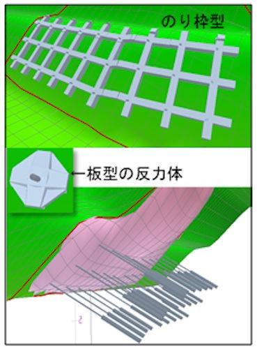 のり枠型、板型の両方に対応できる