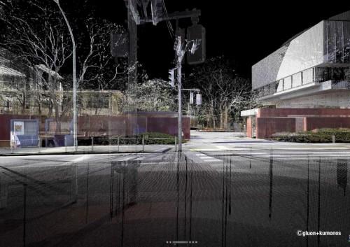 「デジタル芸大」プロジェクトで公開された点群データ