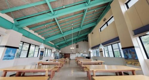屋内を撮影したパノラマ写真の例(以下の写真、資料:カサノバエンタープライズ)