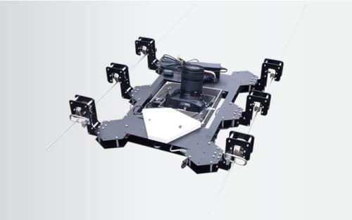 Rope Strollerの本体部(写真:イクシス)