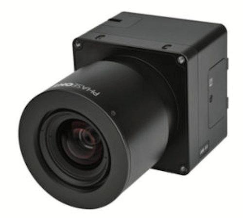 1億画素の超高精細さを誇る「PhaseOne IXM100」型カメラ