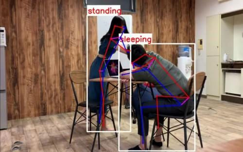 画像認識技術の例