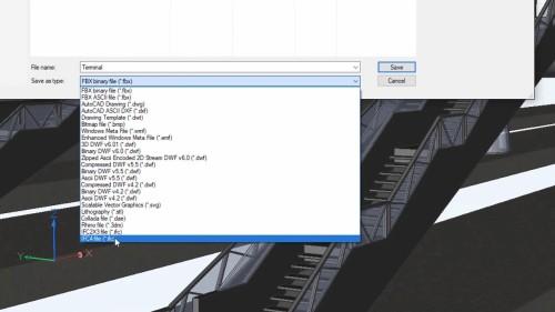 IFC4.0によるBIMモデルのデータ交換機能