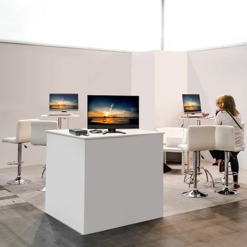 展示会での使用イメージ