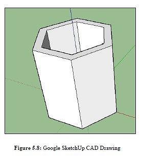 SketchUpによる造形データの作成