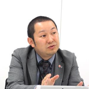 三井住友建設 ICT・CIM推進グループ長 水田 武利氏