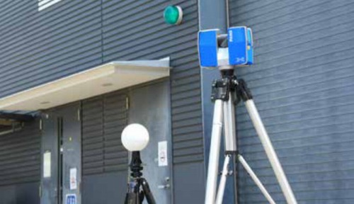 映画制作の舞台作りで活躍するFARO Laser Scanner Focus3D