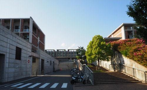 建築構法学研究室のある京都大学桂キャンパス