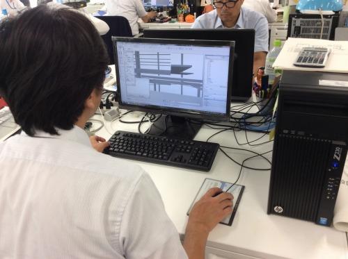 安藤ハザマ建築設計部門に導入された日本HPのZ230