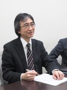 大和小田急建設経理部情報システムグループ長 川田正純氏