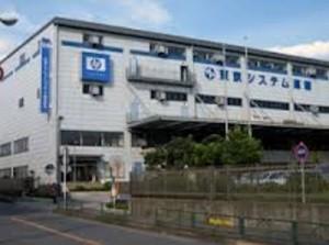 日本HP 昭島工場。鴻池組がBIM用に使用しているワークステーションもここで生産された