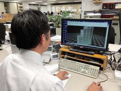 『Super Build/SS3』を組み込んだBIMワークフローの構築を目指す日本建設