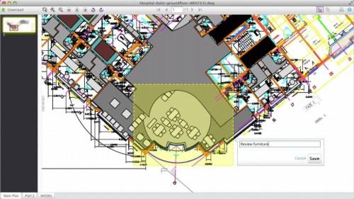 ウェブブラウザーでBricsCADの図面や3Dモデルを閲覧し、コメントが書き込める「Chapoo」クラウド