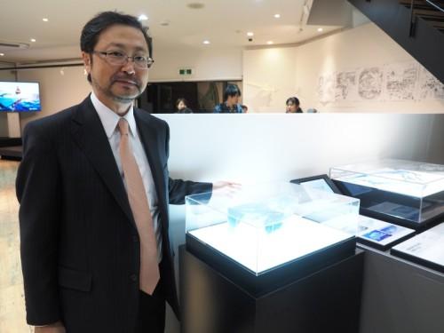 「Integrated BIM」を推進する日本設計の千鳥義典代表取締役社長