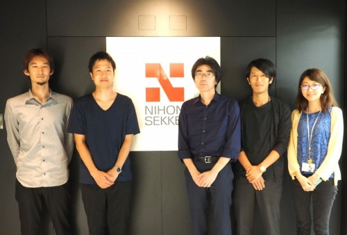 Integrated BIMを展開する日本設計3Dデジタルソリューション室のメンバー