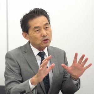 ビービーシー 代表取締役 浪岡茂氏