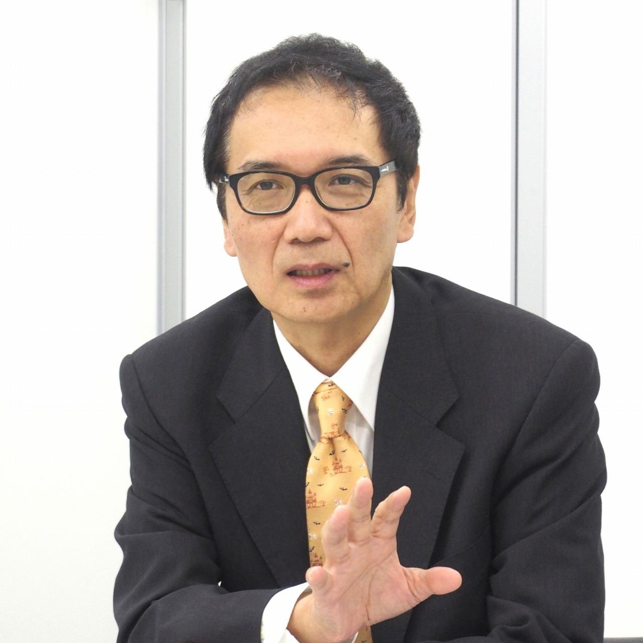 ガットコンピューター 代表取締役 宮村一明氏