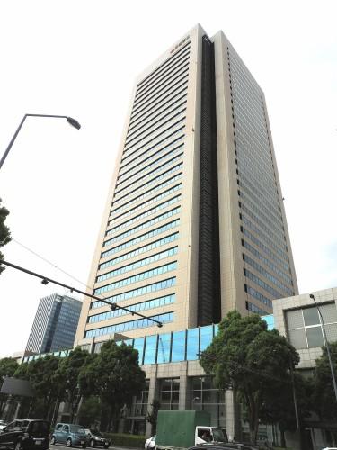 三菱日立パワーシステムズのオフィスがある三菱重工横浜ビル