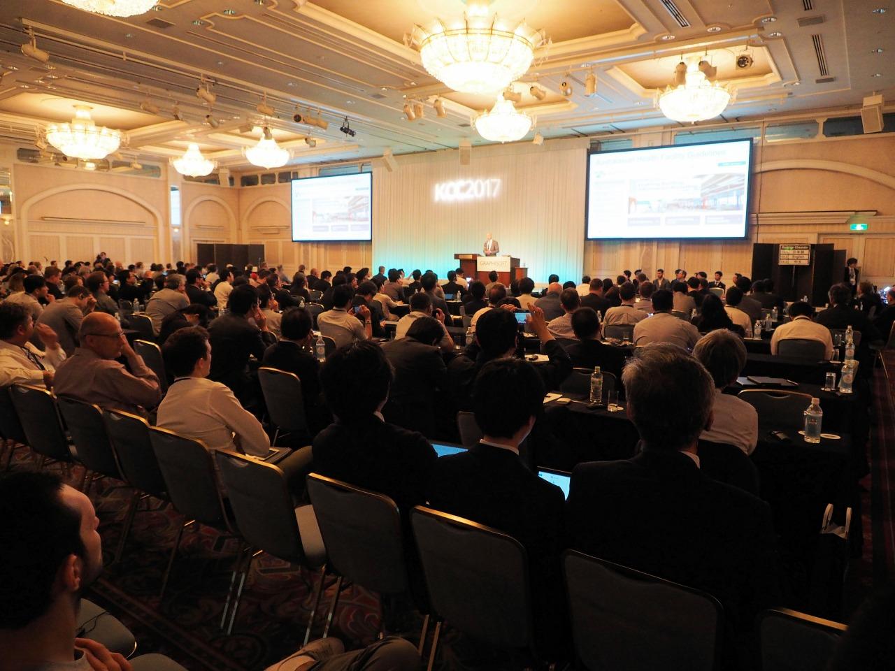 2017年5月、京都で開催されたグラフィソフト主催の「KCC(Key Client Connference) 2017」。吉田氏も参加し、先進ユーザーの話に大きな刺激を受けた