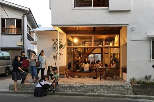 地域の人々のイベントスペースとして活用される「CASACO」
