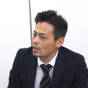 エイト日本技術開発 CIM推進室 室長 田中 栄吾 氏