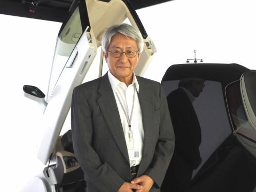 名古屋大学特任教授の原口哲之理氏