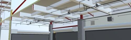 Navisworksによる意匠、構造、設備を統合した干渉チェックにより、手戻りのない施工が可能になった