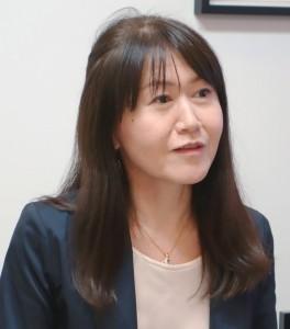 大塚商会 首都圏PLMサポート2課 専任課長 飯田 千恵 氏